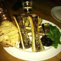 Photo taken at Gilt Bar by Kristina on 8/4/2012