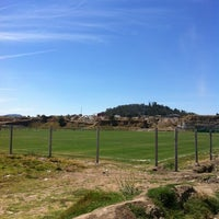 Photo taken at Campos De Futbol Las Minas by oscar m. on 4/23/2012