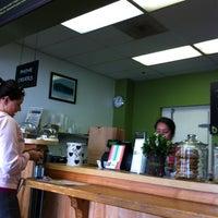 Photo taken at Jan's Health Bar by Forrestt L. on 3/23/2012