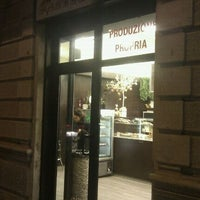 Photo taken at Pasticceria Rosticceria Siciliana by Emanuele C. on 2/17/2012