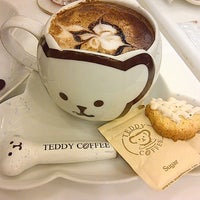 Photo taken at Teddy Coffee by Jenny L. on 5/2/2012