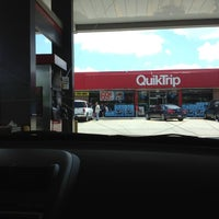 Photo taken at QuikTrip by Cynthia J. on 6/16/2012