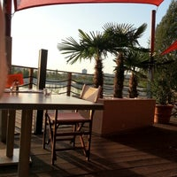 Photo taken at Veranda - Pizza & Pasta by Milan S. on 8/23/2012