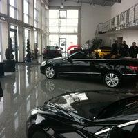 Photo taken at Autohaus MDS GmbH by Mihaita M. on 2/15/2012