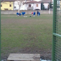 Photo taken at Campo allenamento Persiceto Rugby e Knights by Michele S. on 3/7/2012