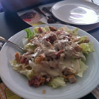 Photo taken at Bobo Souvlaki House by Stilianos P. on 7/21/2012