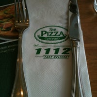 Photo taken at The Pizza Company by Suden V. on 7/17/2012