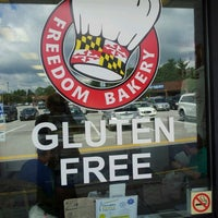 Photo taken at Freedom Bakery by Camika J. on 7/31/2012