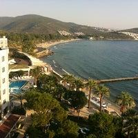 7/13/2012 tarihinde Caner K.ziyaretçi tarafından Tusan Beach Resort'de çekilen fotoğraf