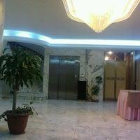 Photo taken at Hotel Belvédère by Nabil B. on 5/22/2012