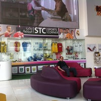 Photo taken at STC by Faisal A. on 3/8/2012