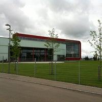Das Foto wurde bei Erwin-Hymer-Museum von Ilaria am 5/6/2012 aufgenommen