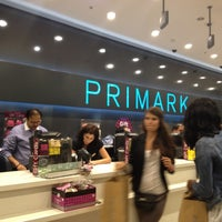 Photo taken at Primark by Baby U. on 8/24/2012