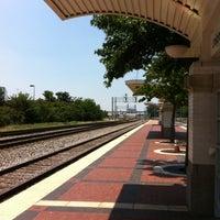 Photo taken at Union Station (DART Rail / TRE / Amtrak) by Kathy L. on 6/27/2012