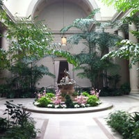 Photo taken at National Gallery of Art - West Building by Jaime G. on 4/5/2012