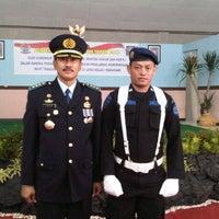 Photo taken at Lapas Klas 1 Makassar by Supriadi E. on 8/17/2012