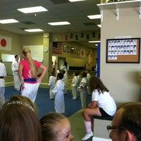 Photo taken at Butoku Karate Dojo by Alan D. on 7/21/2012