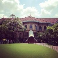 Photo taken at Vimanmek Mansion by Kihoon L. on 3/17/2012