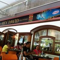Photo taken at Rey David by Beatriz M. on 6/3/2012