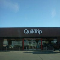 Photo taken at QuikTrip by Susan R. on 3/17/2012