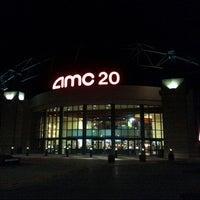 Photo taken at AMC Town Center 20 by Erik B. on 8/21/2012