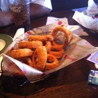 Photo taken at Applebee's by E.Nicole G. on 4/7/2012