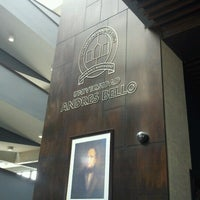 9/3/2012にMarcos G.がUniversidad Andrés Belloで撮った写真