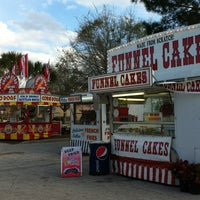Photo taken at Central Florida Fairgrounds by Bing F. on 3/2/2012