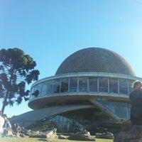Photo taken at Planetario Galileo Galilei by Diego V. on 7/8/2012