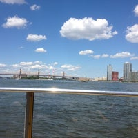 Photo taken at New York Water Taxi - LIC by Tracey B. on 6/23/2012