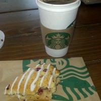 Photo taken at Starbucks by Emily R. on 5/27/2012