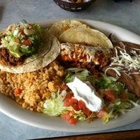 Photo taken at Tacos El Rey De Oro by Ashley S. on 3/26/2012