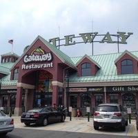 Photo taken at Gateway Travel Plaza by Dmitriy S. on 7/8/2012