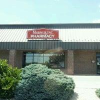 Photo taken at Modnur's Pharmacy by Robert M. on 6/27/2012