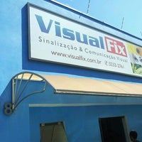 Photo taken at Visual Fix by Chaval . on 2/8/2012
