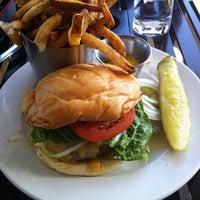 Photo taken at Burger Up by Jake L. on 2/2/2012
