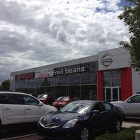 ... Photo Taken At Fred Beans Nissan Of Linerick By Bart L. On 6/5 ...