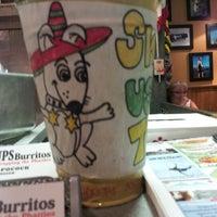 Photo taken at Dup's Burritos by Vikaash P. on 7/15/2012
