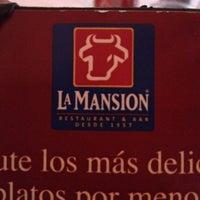 Photo taken at La Mansión by Enrique® on 6/30/2012