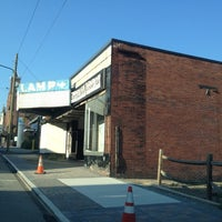 Photo taken at Lamp Theatre by Kathleen H. on 8/24/2012