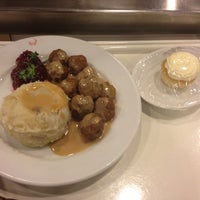 Photo taken at IKEA Restaurant by DineWithDani on 8/29/2012