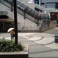 8/10/2012にHiroがカリヨン広場で撮った写真