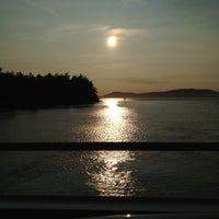 Photo taken at Anacortes Ferry Terminal by Tara K. on 7/7/2012