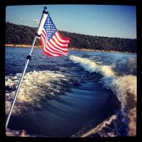 Photo taken at Lake Bridgeport by William M. on 7/5/2012