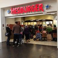Photo taken at Hesburger by Gerttu P. on 6/17/2012