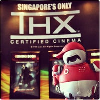 Photo taken at The Cathay Cineplex by Victor on 5/15/2012