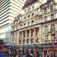 Photo taken at Her Majesty's Theatre by Jonas on 8/29/2012