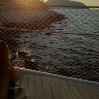 Photo taken at Acquamarina by Francesco C. on 8/22/2012