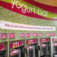Photo taken at Menchie's by Michele F. on 4/29/2012