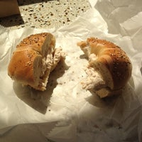 Photo taken at Pick A Bagel by Jameson S. on 8/23/2012